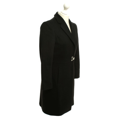Hugo Boss Cappotto in nero