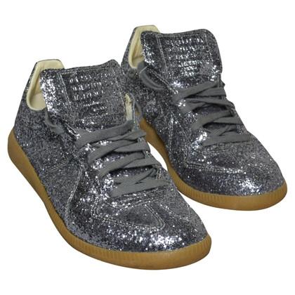 Maison Martin Margiela chaussures de sport Glitter