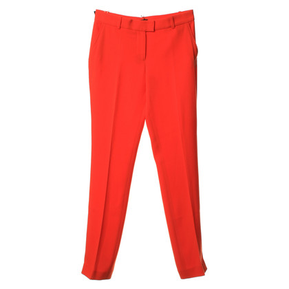 Joseph Pants in orange red