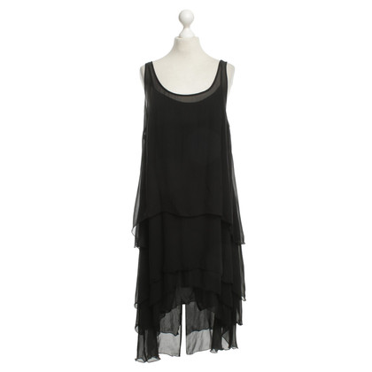 Karl Lagerfeld for H&M Layered Dress in Black