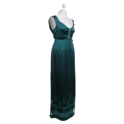 Philosophy di Alberta Ferretti Maxi dress in petrol