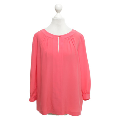 Kate Spade Magenta blouse made of silk