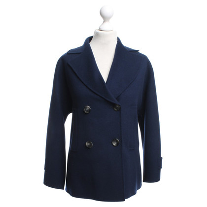 Max Mara Jacket in dark blue