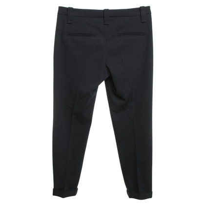 Brunello Cucinelli Pantalone in blu scuro