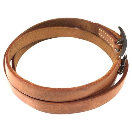 "Hermès Bracelet ""HAPI double tour"""
