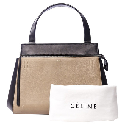 "Céline ""A0066f18 Edge Bag"""