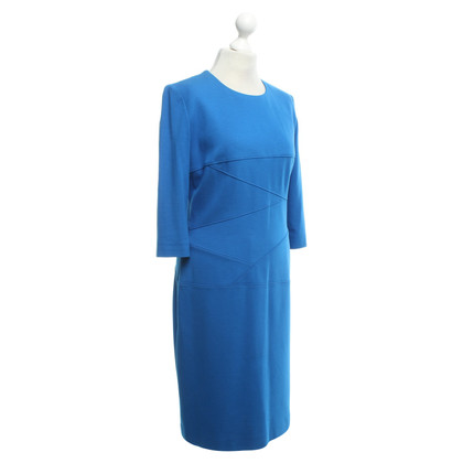 Hugo Boss Dress in azure blue