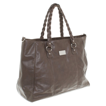 Escada Shopper in Taupe