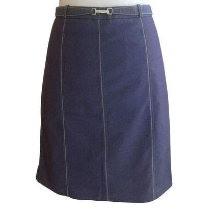 BCBG Max Azria Blue skirt
