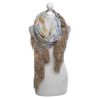 Riani Cloth with leather fringes