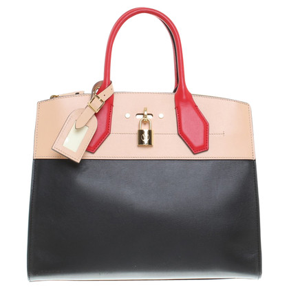 Louis Vuitton Handtasche in Tricolor