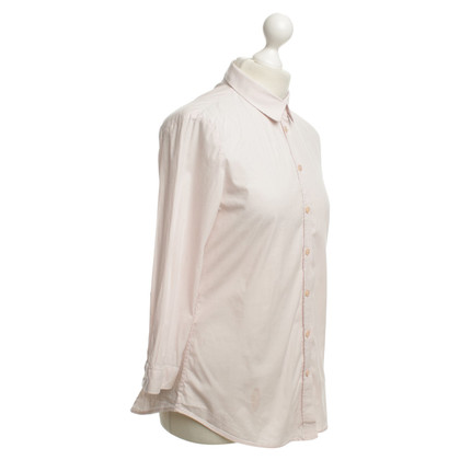 Burberry Pink wool blouse