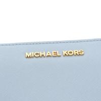 Michael Kors Wallet in light blue