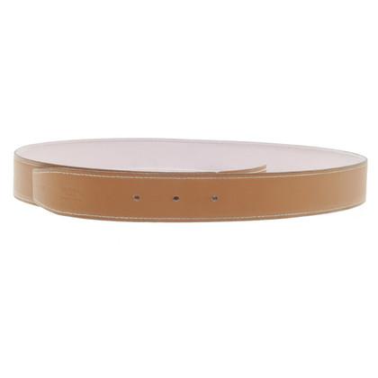 Hermès Wendegürtel aus Box Calf Leder