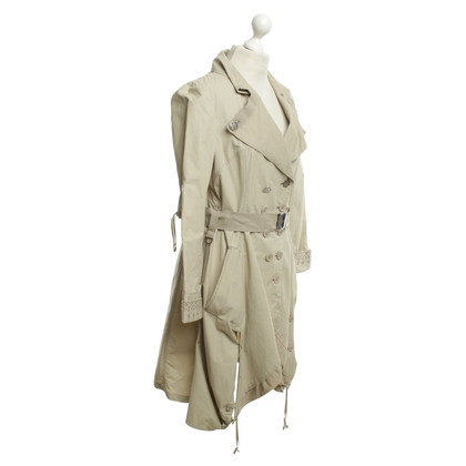 High Use Trenchcoat in beige