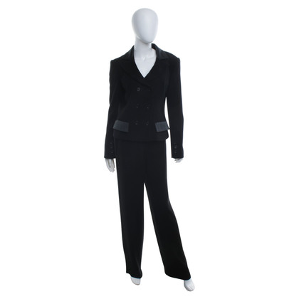 Marc Cain Black suit