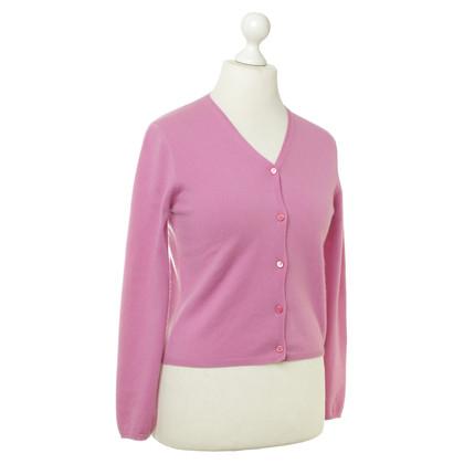Marni Cardigan in rosa