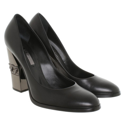 Casadei pumps made of leather