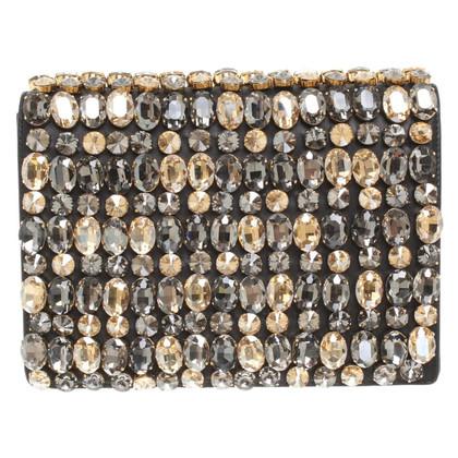 Roberto Cavalli Handbag with application