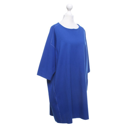 Cos Oversize-Kleid in Royalblau
