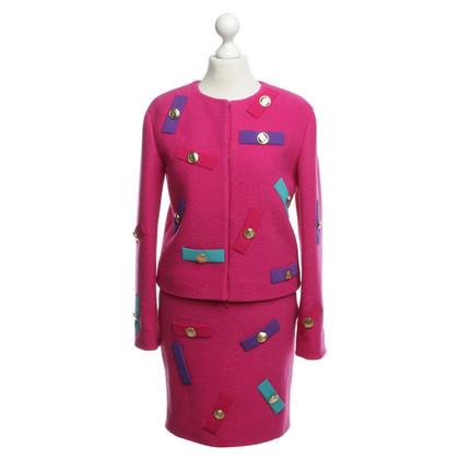 Moschino Roze kostuum