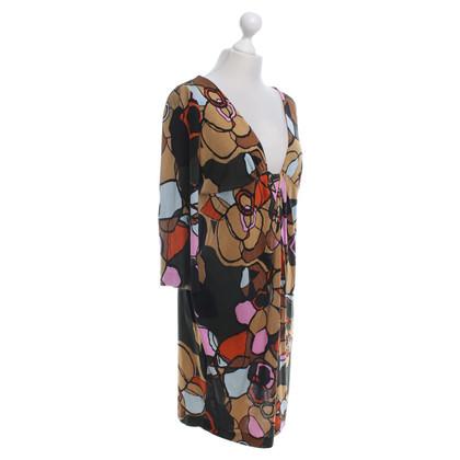 Diane von Furstenberg Dress with pattern