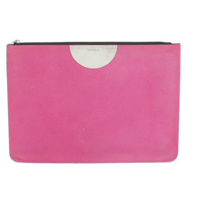 Coccinelle clutch in Pink