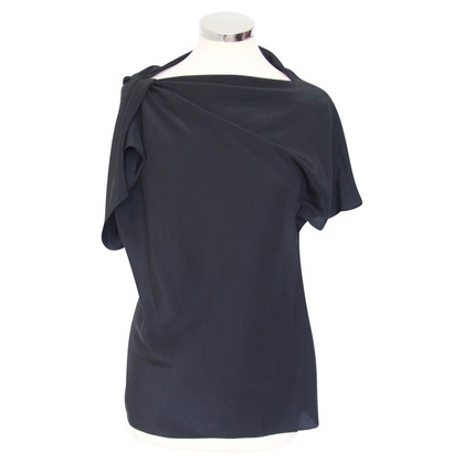 Lanvin Top in seta