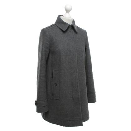 Burberry Cappotto corto in grigio
