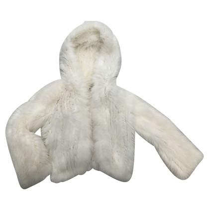 Armani fur jacket