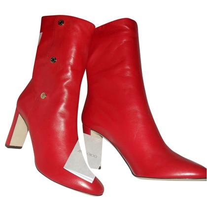 Jimmy Choo tassel boots