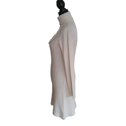 Chloé Gebreide jurk met kasjmier mix