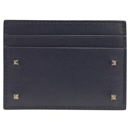 Valentino Blu cardholder