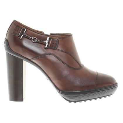 Tod's Bottines à Brown