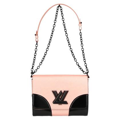 Louis Vuitton Twist MM Epi Rose Nacre