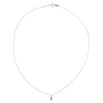 Tiffany & Co. chaîne brillante avec pendentif