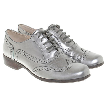 Clarks Silvery Lace
