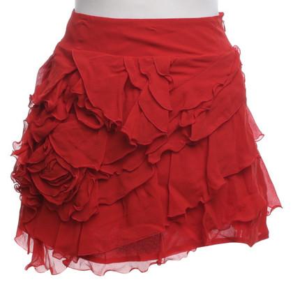 Patrizia Pepe Minigonna in rosso