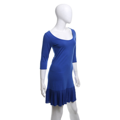 French Connection Kleid in Blau