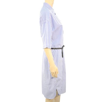 Ralph Lauren Striped dress in blue