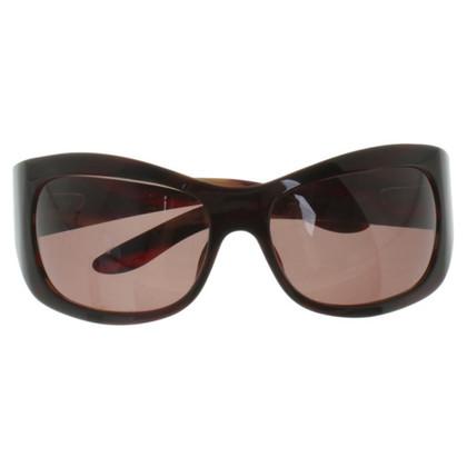 Missoni Sonnenbrille mit Streifenmuster