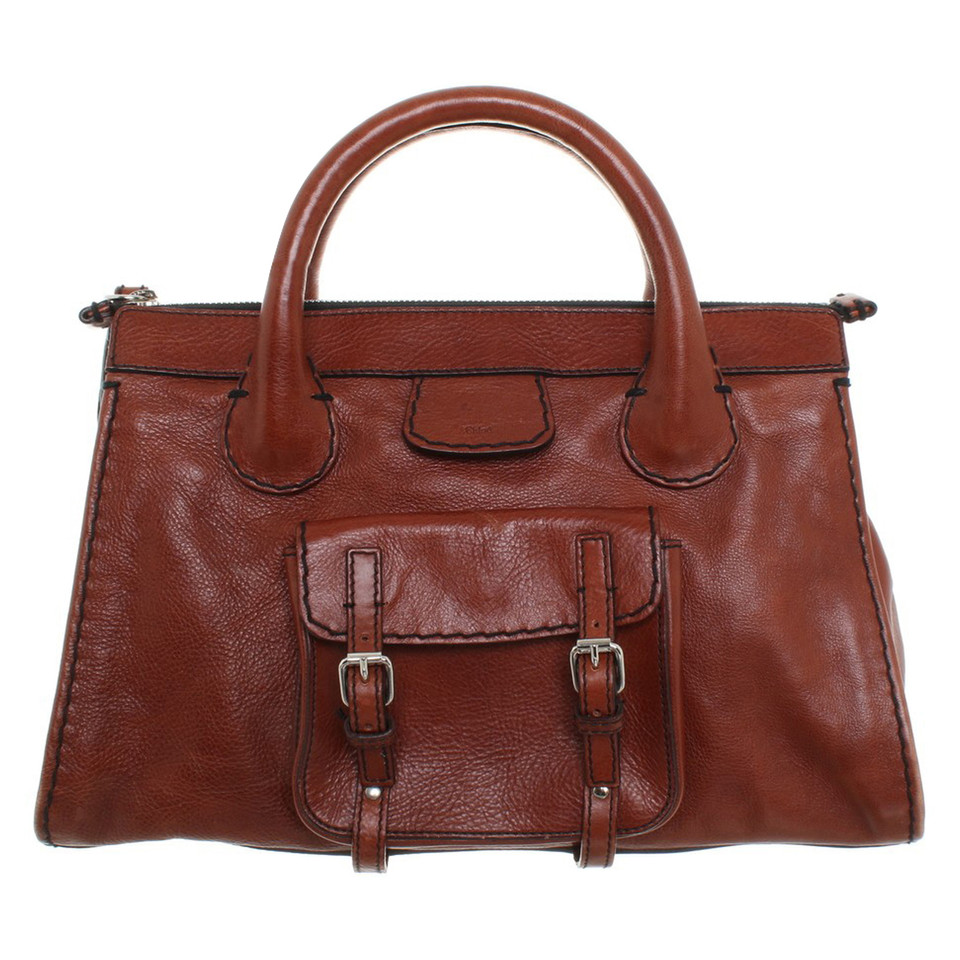 "Chloé ""Edith Sachtel"" in brown"