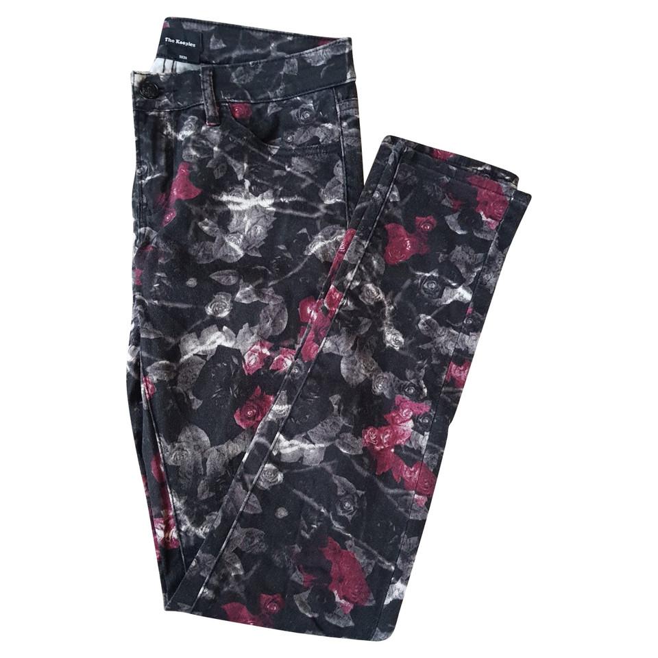 The Kooples Jeans  mit Blumenprint