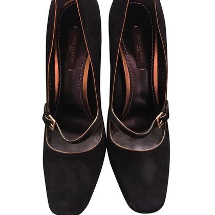 Louis Vuitton Scarpe in pelle scamosciata
