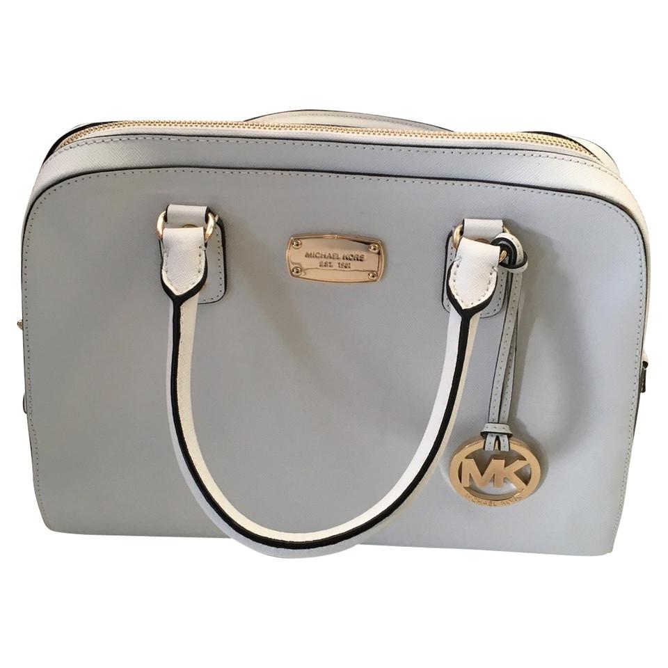 michael kors handtasche in wei second hand michael kors handtasche in wei gebraucht kaufen. Black Bedroom Furniture Sets. Home Design Ideas