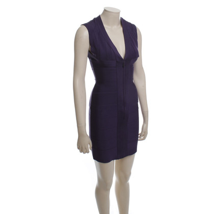 Herve Leger Kurzes Bodycon-Kleid