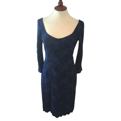 L'Wren Scott Blue lace dress