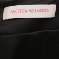 Matthew Williamson  Seidenkleid mit Nieten