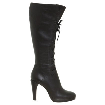 Max Mara Boots with lacing