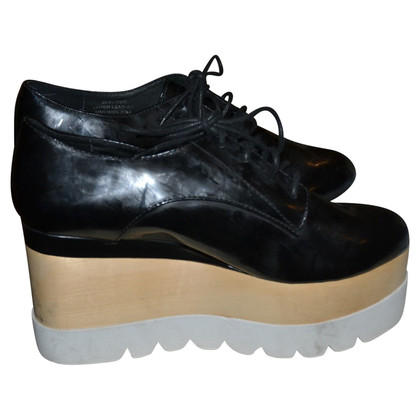 Jeffrey Campbell Lace-Up Plateau